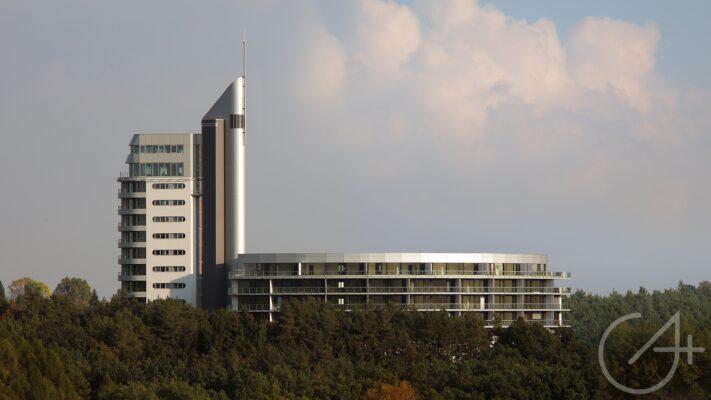 Campus rezidenční areál II