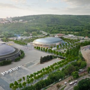 Multifunkční sportovní akulturní pavilon